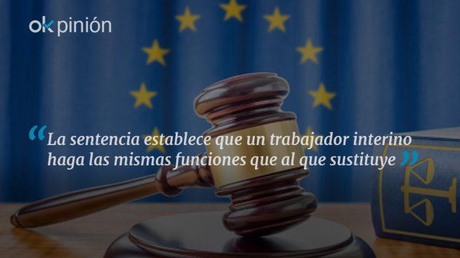 Un antes y un después para el Tribunal de Justicia de la Unión Europea