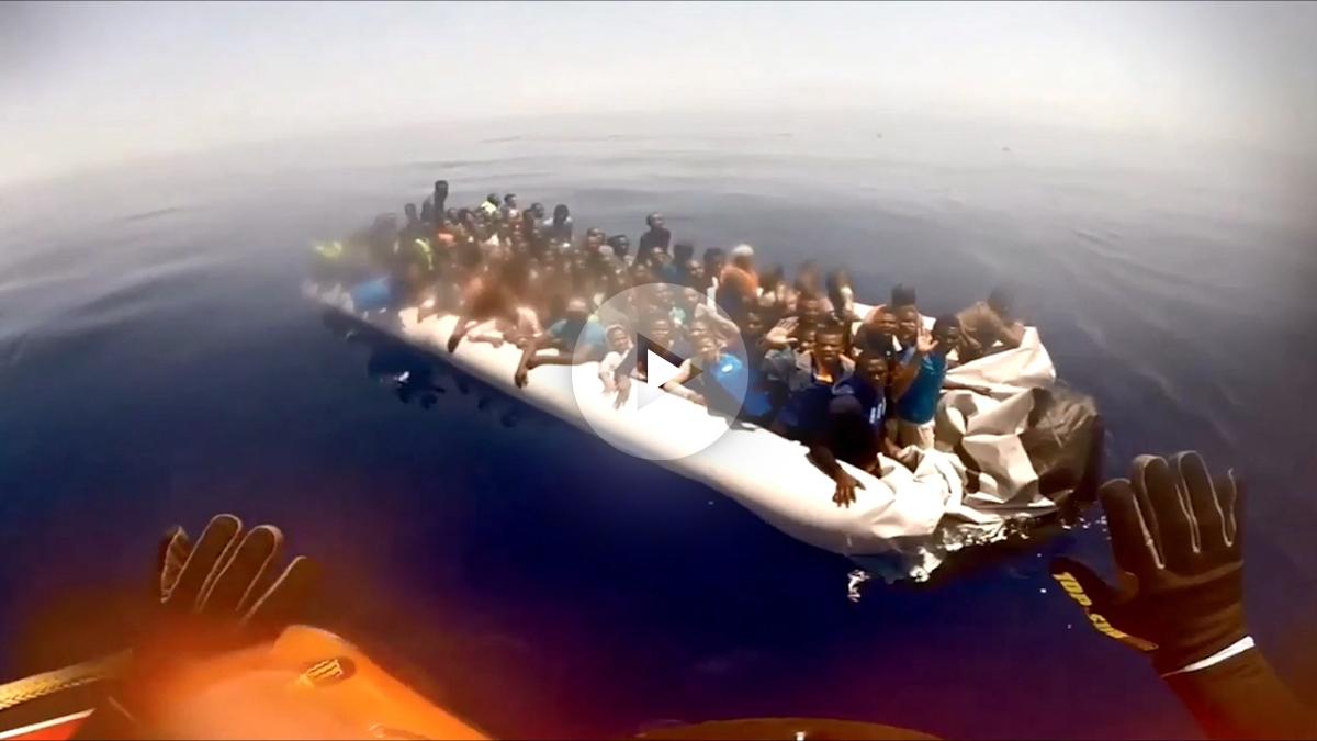 Video de la Guardia Costiera Italiana, con motivo del Día Nacional de las Víctimas de la Migración.