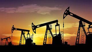 Plataformas de extracción de petróleo.