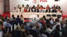 Comité Federal del PSOE.
