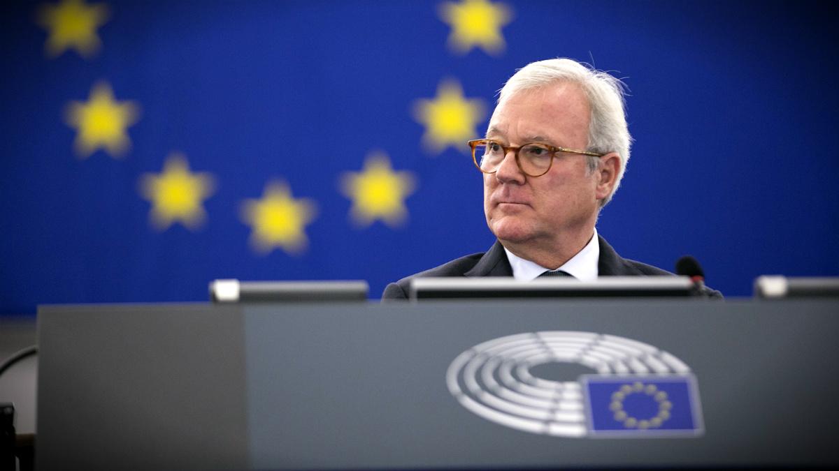 Ramón Luis Valcárcel (PP), vicepresidente del Parlamento Europeo. (PPE)