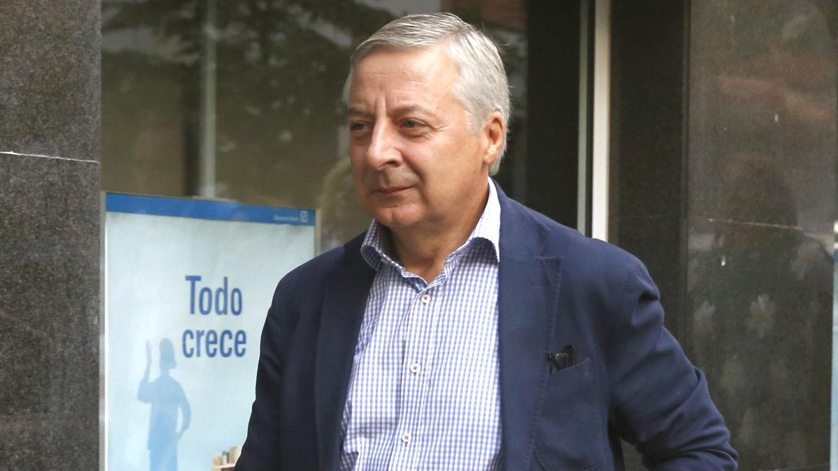 El ex ministro socialista y ex vicesecretario general del PSOE, José Blanco (Foto: Efe)