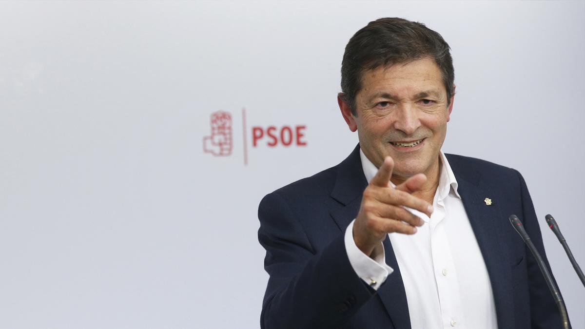 Javier Fernández. (Foto: EFE)
