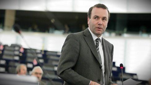 Manfred Weber, líder del Grupo Popular en el Parlamento Europeo. (Europarl)