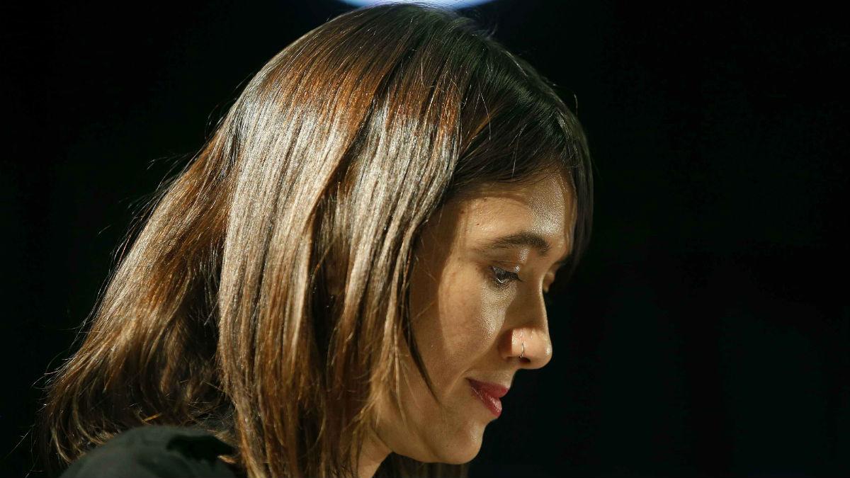 La número dos del PSC, Núria Parlon. (Foto: EFE)