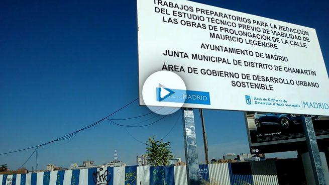 Carmena inicia obras de la 'Operación Chamartín' sin el acuerdo del consorcio ni permiso del pleno