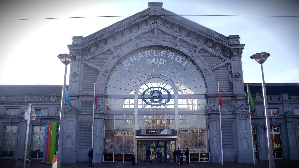 Estación sur de Ferrocarril de Charleroi. (Tales of a Wanderer / Flickr)