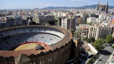 Plaza Monumental de Barcelona. (Foto: AFP)