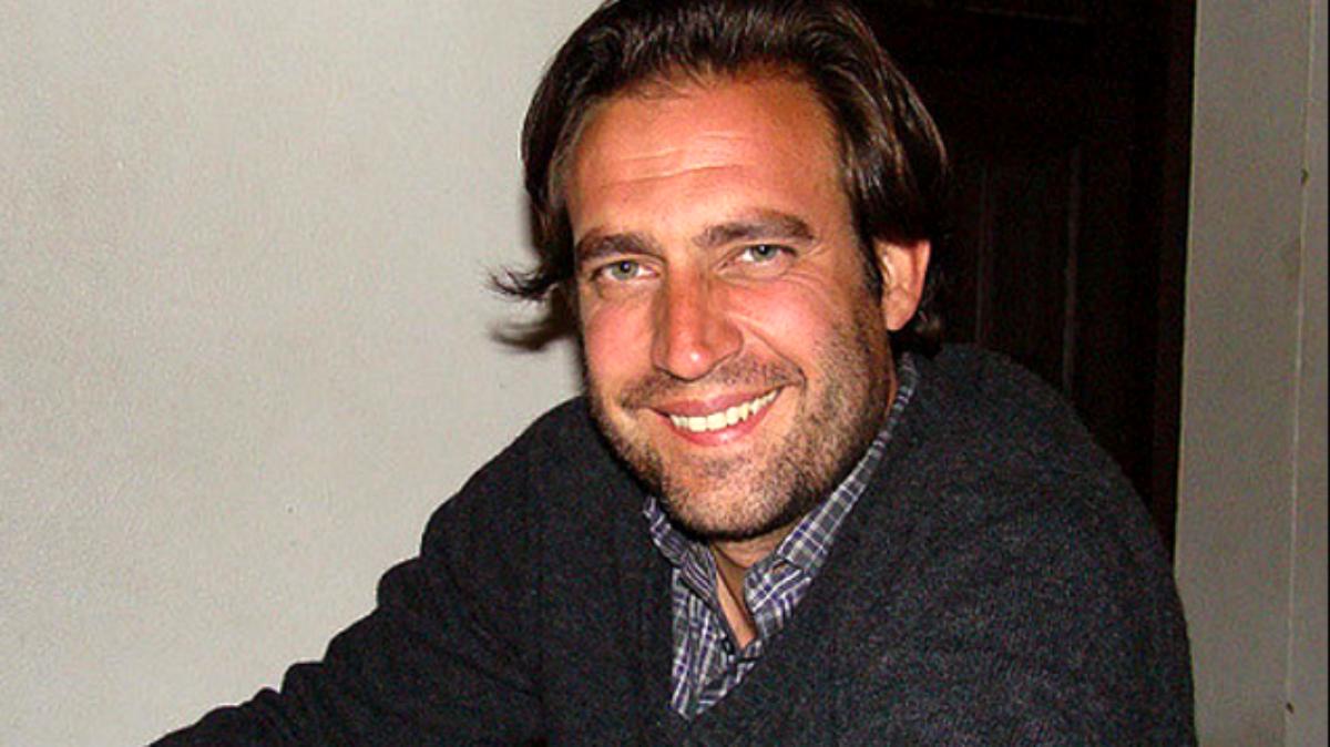 Luis Arroyo, ex asesor de comunicación del PSOE y de Pedro Sánchez.