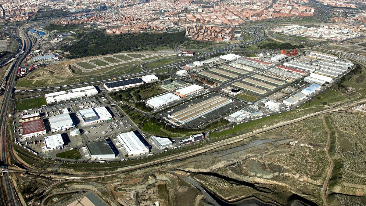 Instalaciones de Mercamadrid, ubicadas al sur de la capital (Foto: Mercasa).