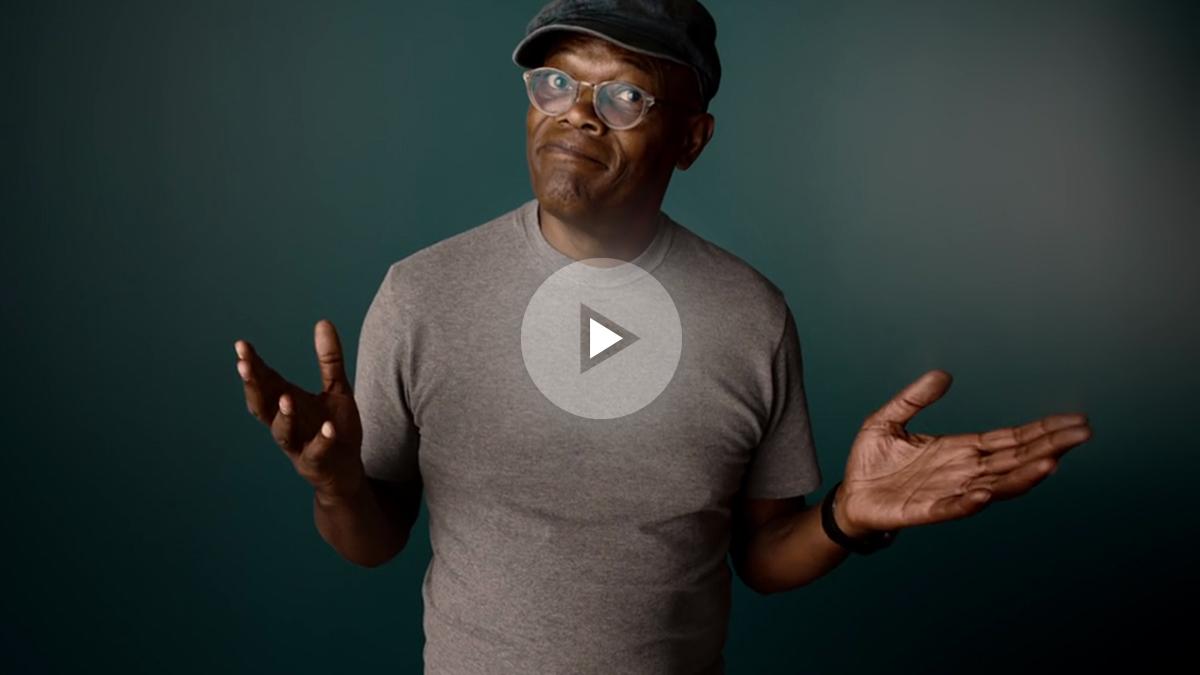 Samuel L. Jackson pide a los estadounidenses que vayan a votar