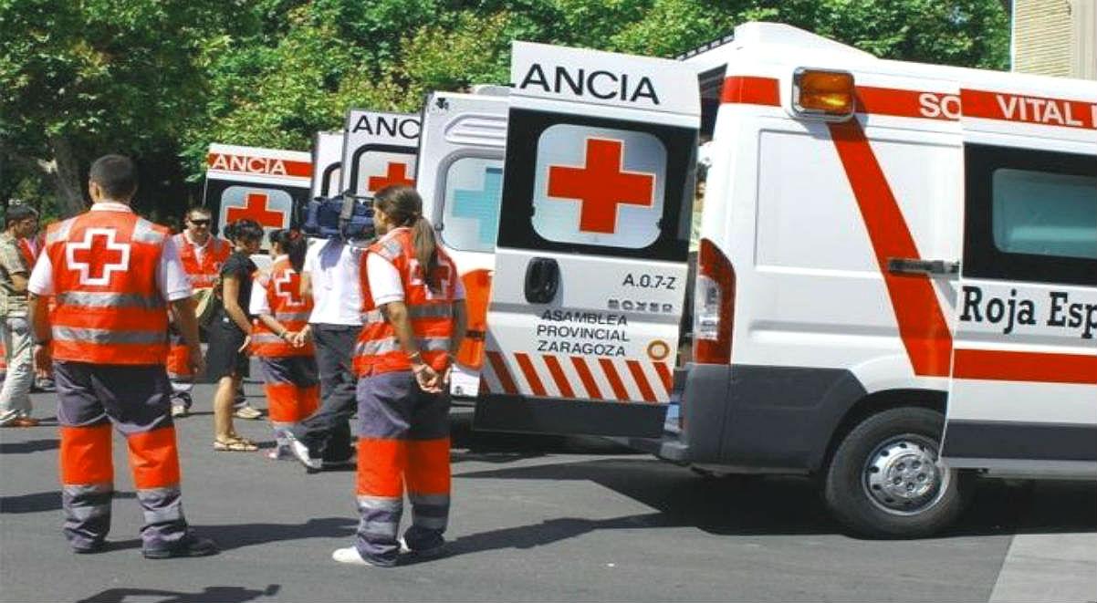 Dispositivo de Cruz Roja