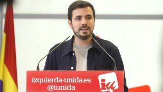 Alberto Garzón. (Foto: EFE)