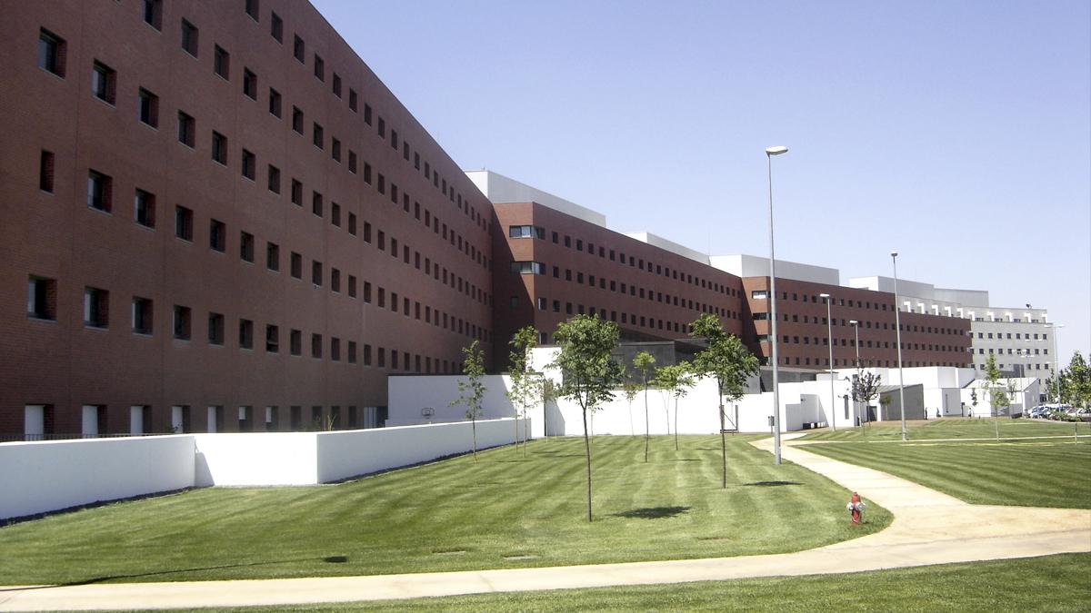 Hospital General de Ciudad Real.