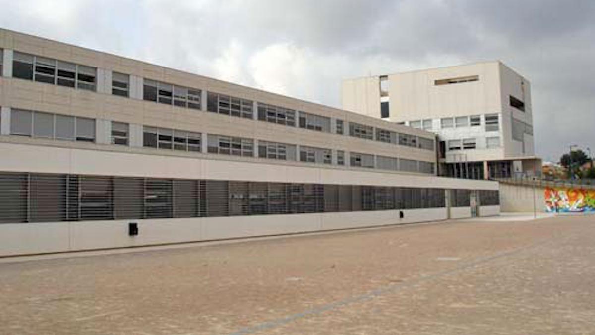 Instituto de Educación Secundaria «Veles e vents» de Torrent (Valencia).