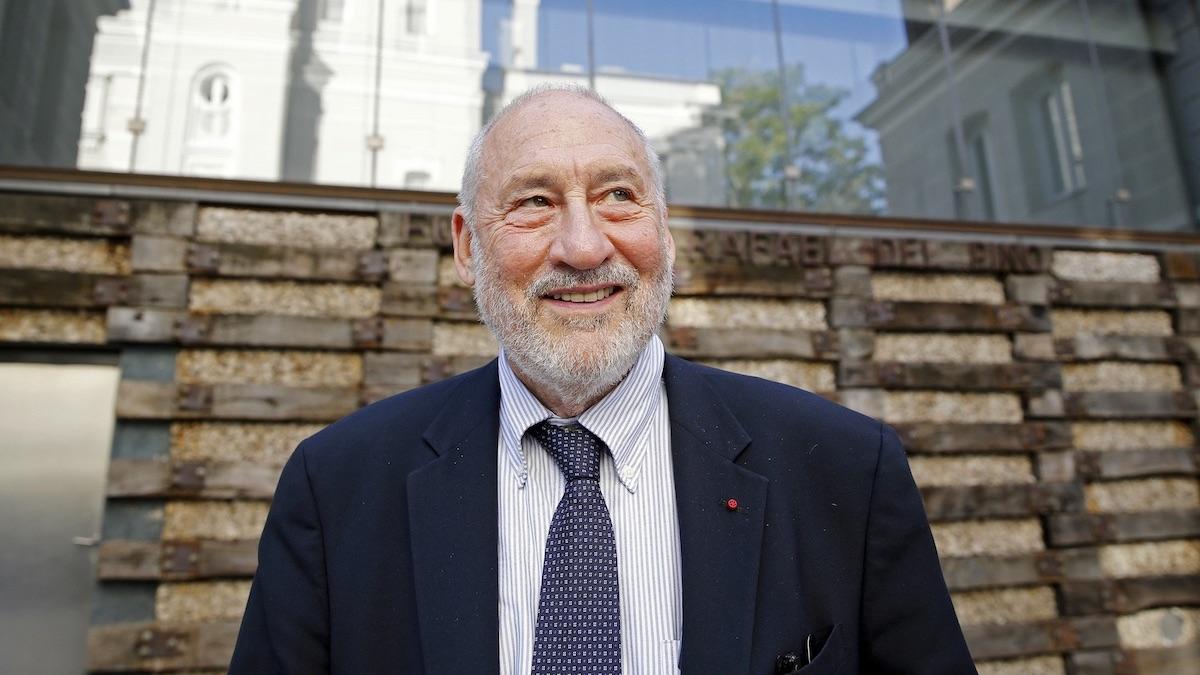 Joseph Stiglitz. (Foto: EFE)