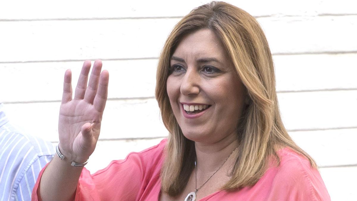 La presidenta andaluza y secretaria general del PSOE-A, Susana Díaz (Foto: Efe)