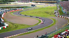 Las míticas 'eses' de Suzuka volverán a ser escenario de un nuevo Gran Premio de Japón de Fórmula 1. (Getty)