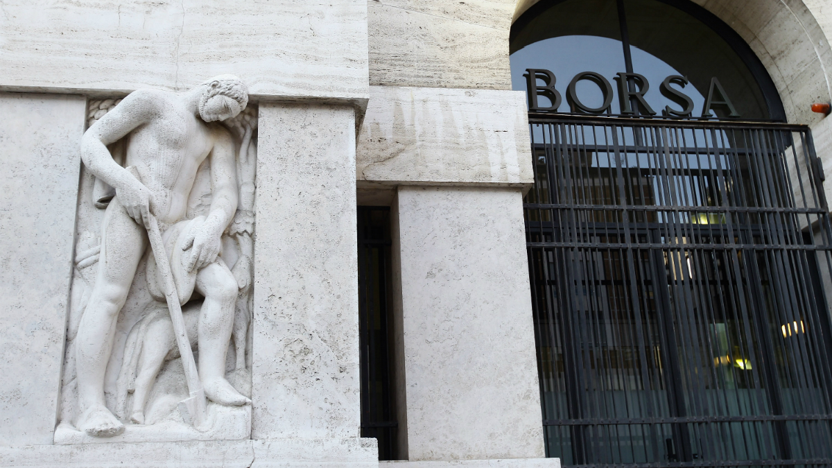 Borsa Italiana / Foto:Getty