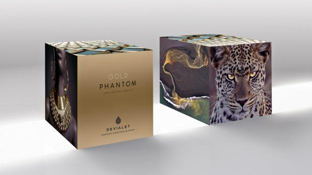 Phantom Gold: OKDIARIO te enseña el altavoz con el mejor sonido del mundo