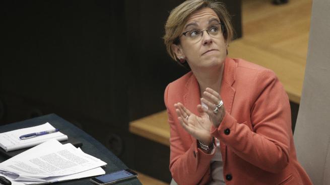 Carmona pide revisar el acuerdo del PSOE con Carmena y Causapié responde: «No nos lo planteamos»