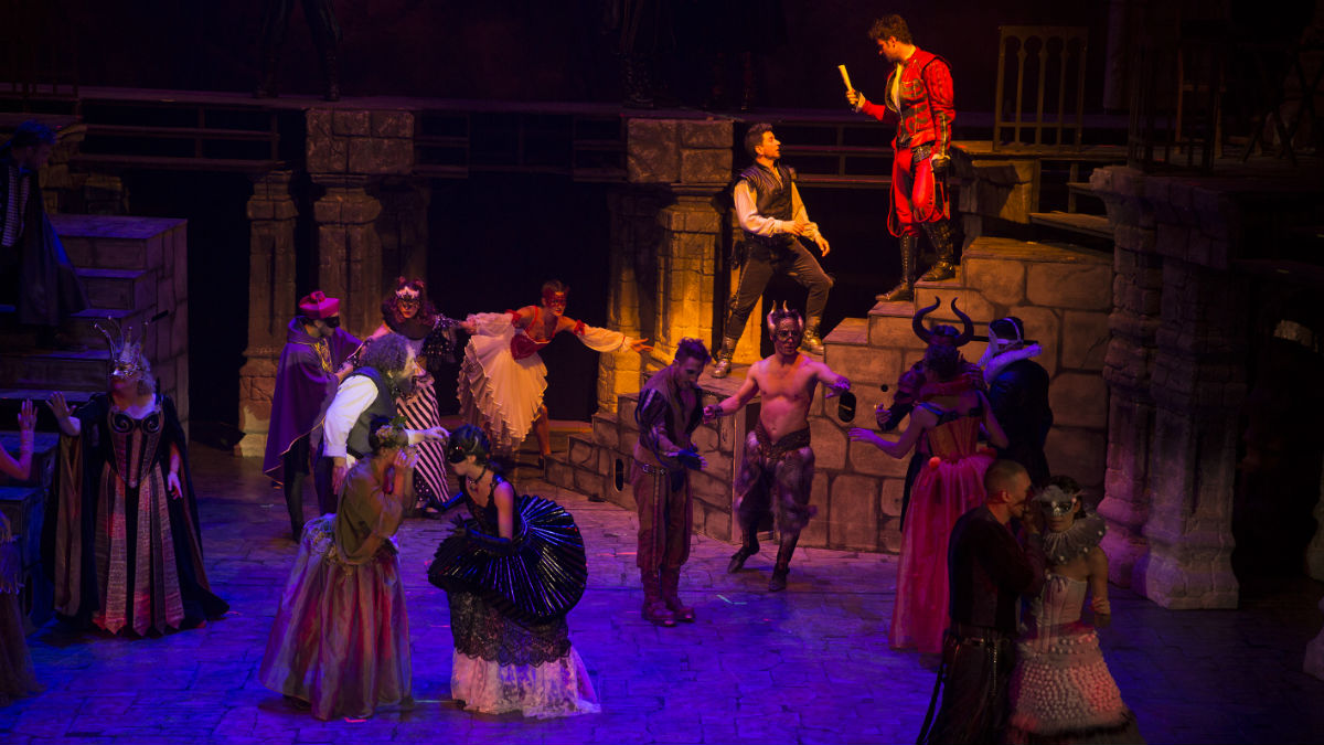 'Don Juan, un musical a sangre y fuego'.