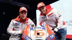 Andrea Dovizioso se ha despachado a gusto con su compañero Iannone, a quien está deseando perder de vista. (Getty)