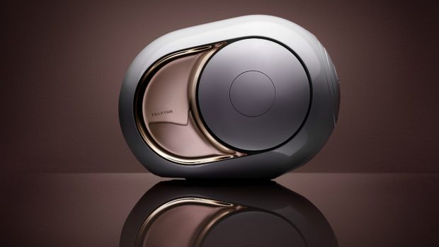 Phantom Gold. DEVIALET