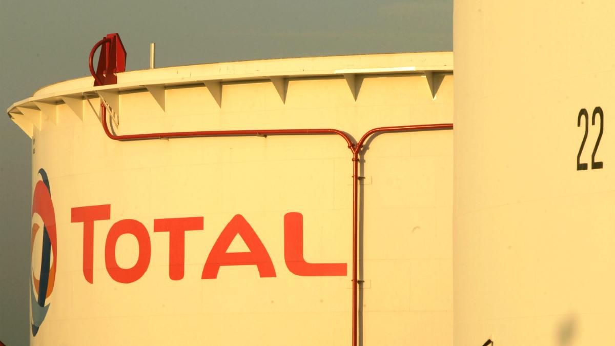 Refinería de Total (Foto: GETTY).