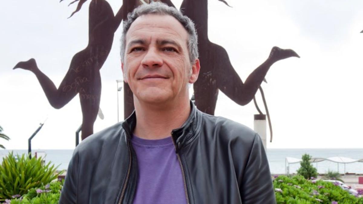 José Luis Méndez, fundador de Podemos en Fuerteventura.