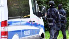 Policía de Alemania (Foto: AFP).