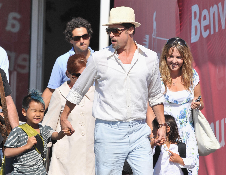 Getty Images – Brad Pitt