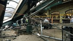 Reciente accidente de tren Nueva Jersey (AFP)