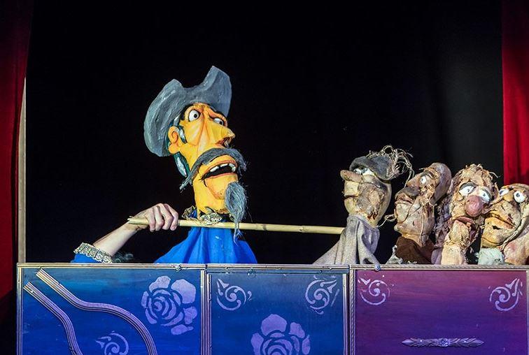 Programación Parque de las Marionetas en las Fiestas del Pilar 2017
