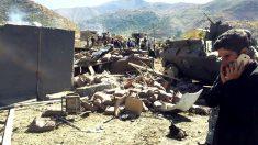 Imagen de un atentado en Turquía (Foto: AFP).