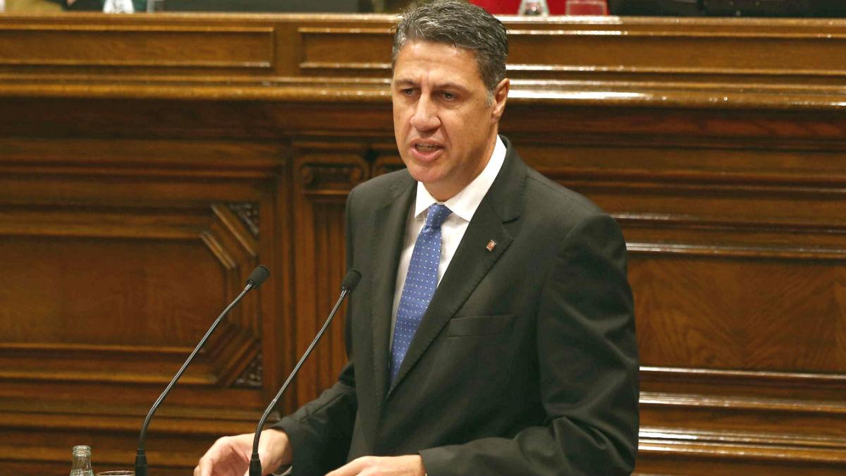 El líder del PPC, Xavier García Albiol (Foto: Efe)