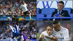 Los equipos que quieren hacer borrón y cuenta nueva en la Liga Santander