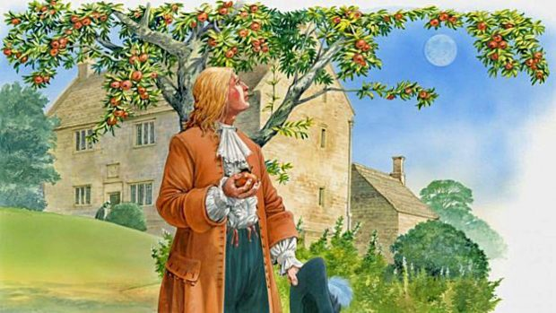 Isaac Newton Quíen Es Inventos Y Teorías Más Sorprendentes