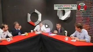 Debate en 'La Tuerka' sobre la Fiesta del 12 de octubre.