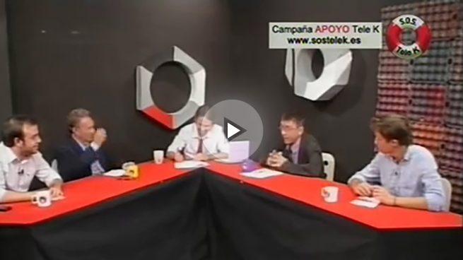 """Lo que opinan Iglesias, Monedero y Errejón del 12-O: """"Es la fiesta de un genocidio"""""""