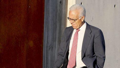 Alfonso García Pozuelo. (Foto: EFE)