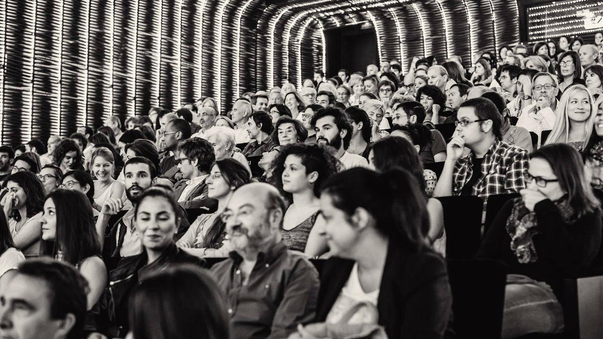 La Cineteca de Matadero Madrid se llenó durante Another Way Film Festival. AWFF