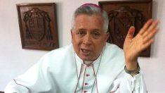 Monseñor Darío Monsalve, arzobispo de Cali y mediador entre el Gobierno de Colombia y el ELN.