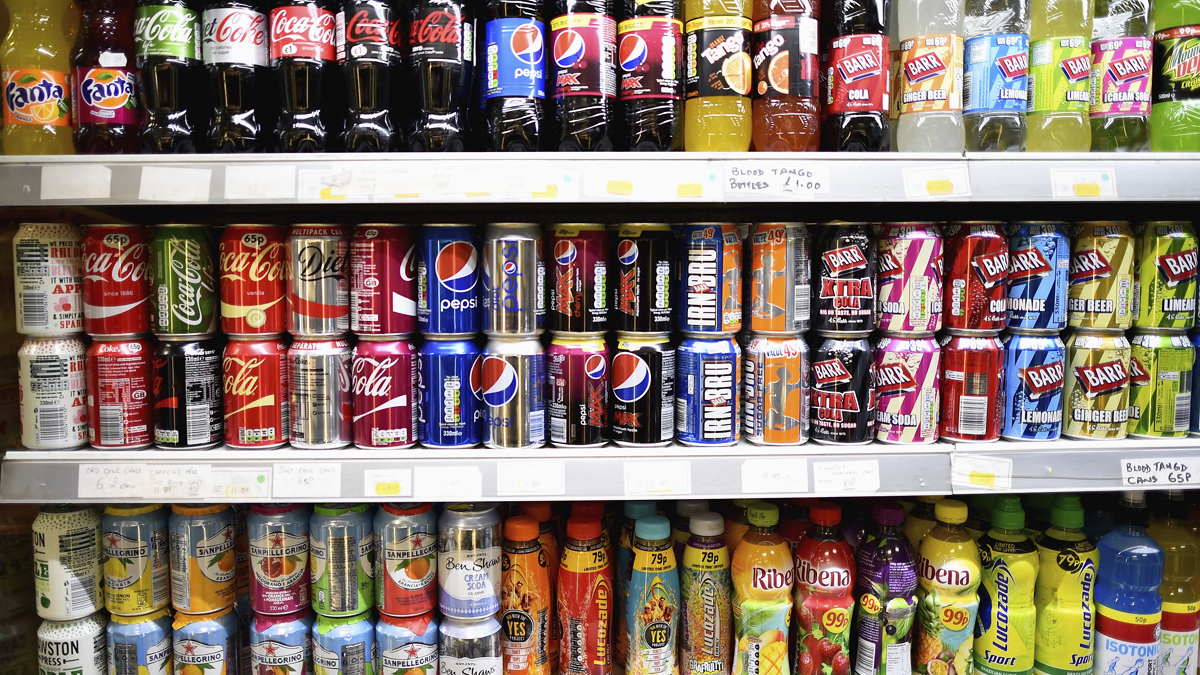 La Justicia tumba el impuesto a las bebidas azucaradas de la Generalitat de Cataluña