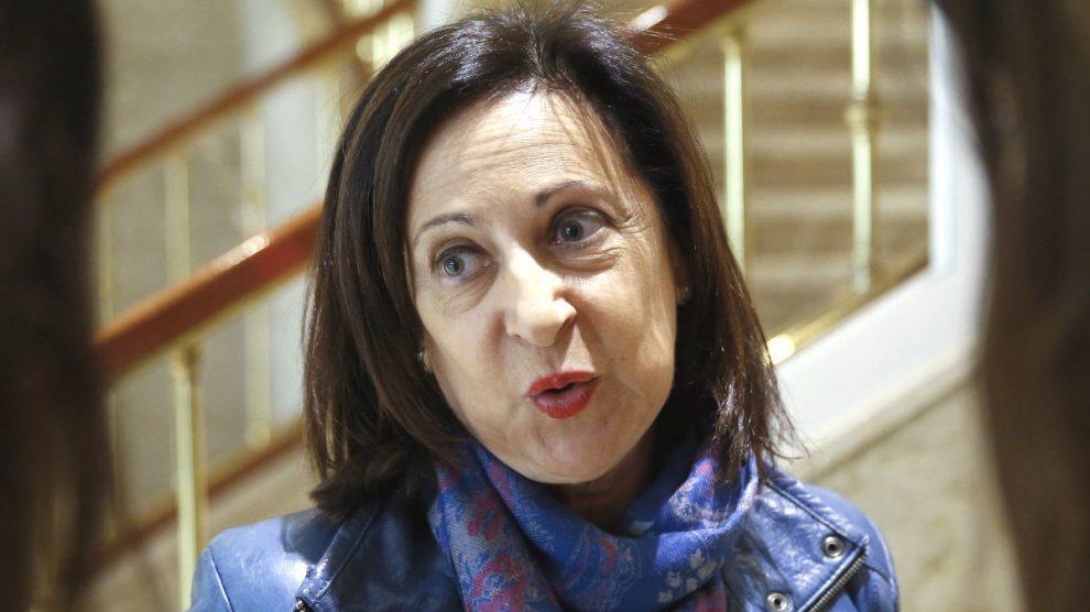 Margarita Robles. (Foto: EFE)