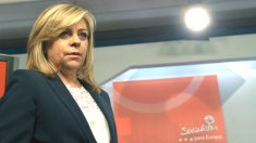 La eurodiputada del PSOE Elena Valenciano (Foto: AFP)