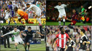 El equipo Black Power de la Liga Santander