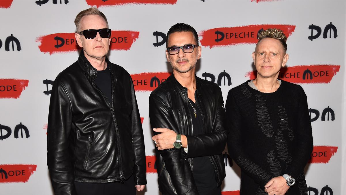 Depeche Mode. (Foto: AFP)