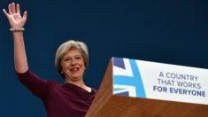 La primera ministra de Reino Unido, Theresa May (Foto: Getty)
