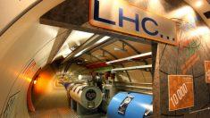 Modelo de acelerador de partículas (Foto: GETTY).